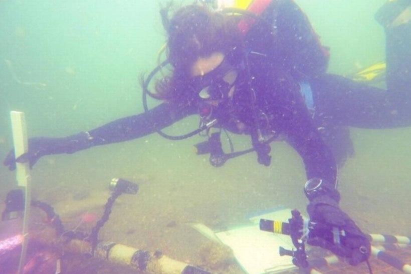 Sukeldujad leidsid merepõhjast muistse tsivilisatsiooni jäänused