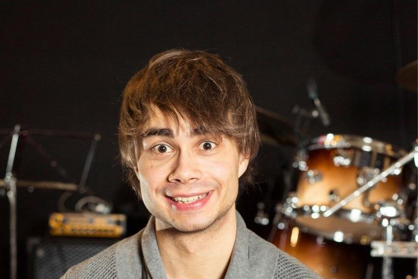 Viiuliga hurmur Alexander Rybak esindab Norrat taas Eurovisionil!