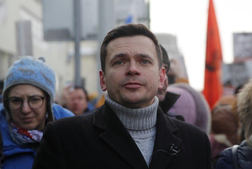 """Mihhail Hodorkovski algatas kampaania: """"Putinist on kõrini."""""""