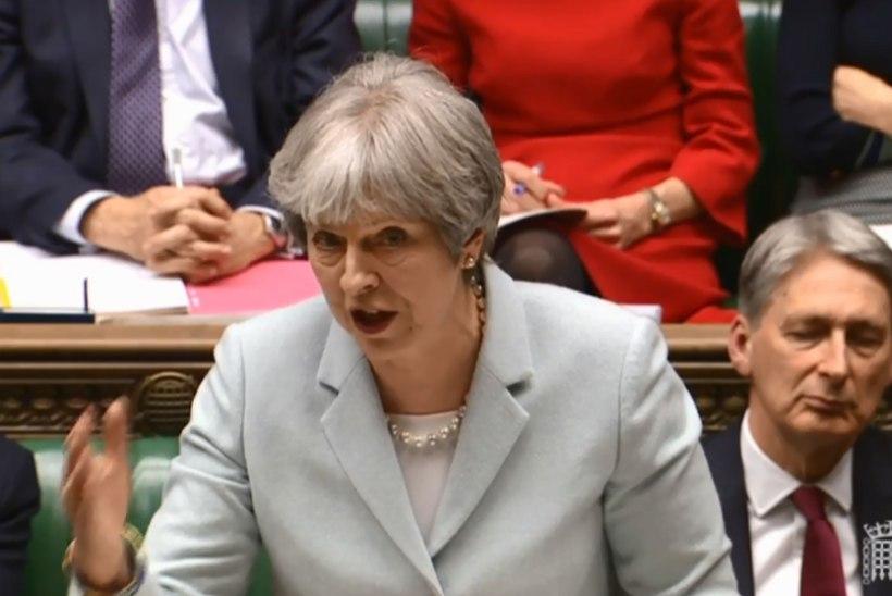 Theresa May süüdistab endise spiooni mürgitamises Venemaad