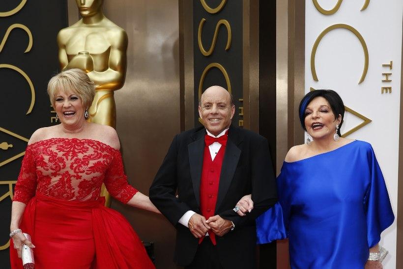 Liza Minnelli poolõel diagnoositi ajukasvaja