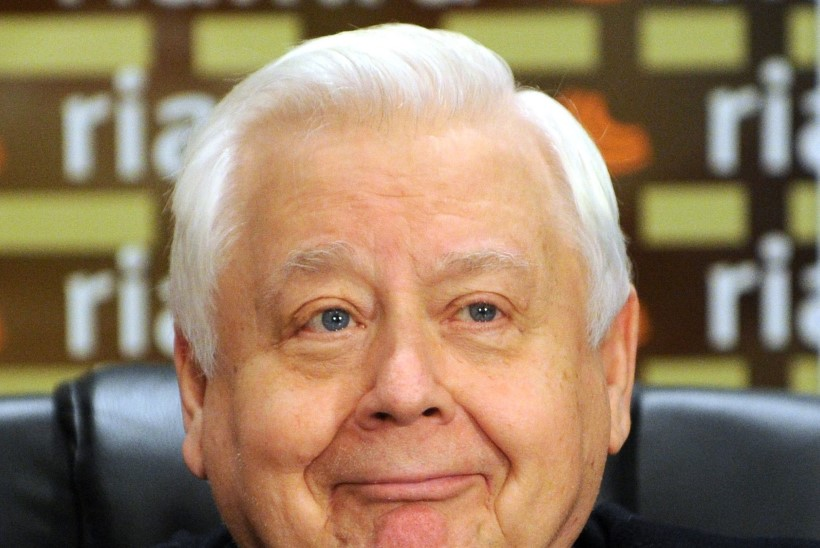 Hüvasti, Oleg Tabakov!