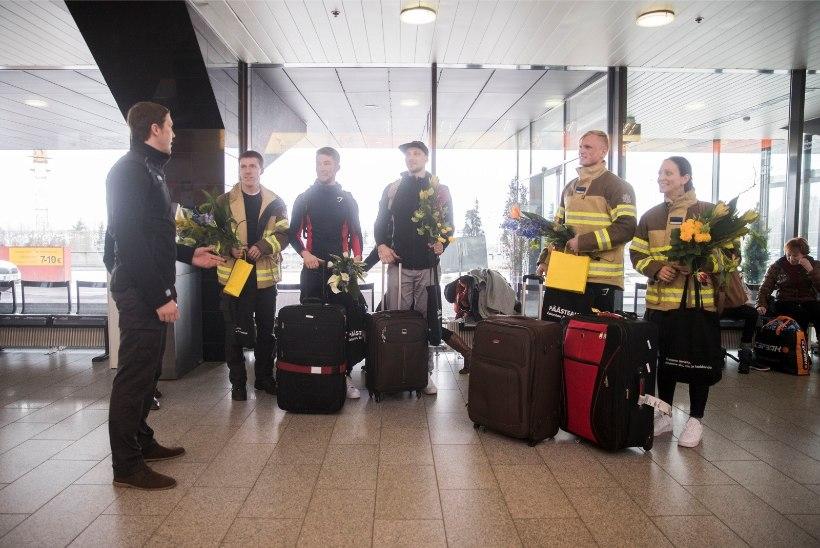 ÕL VIDEOD JA FOTOD | Eesti päästjatel läks Indias toimunud võistlustel hiiglama hästi!