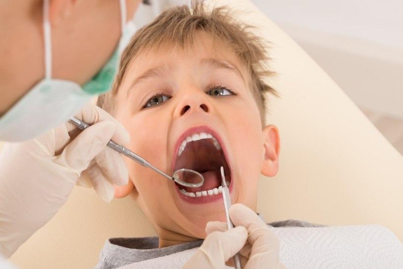 Katkised piimahambad tõotavad hambaprobleeme ka täiskasvanueas