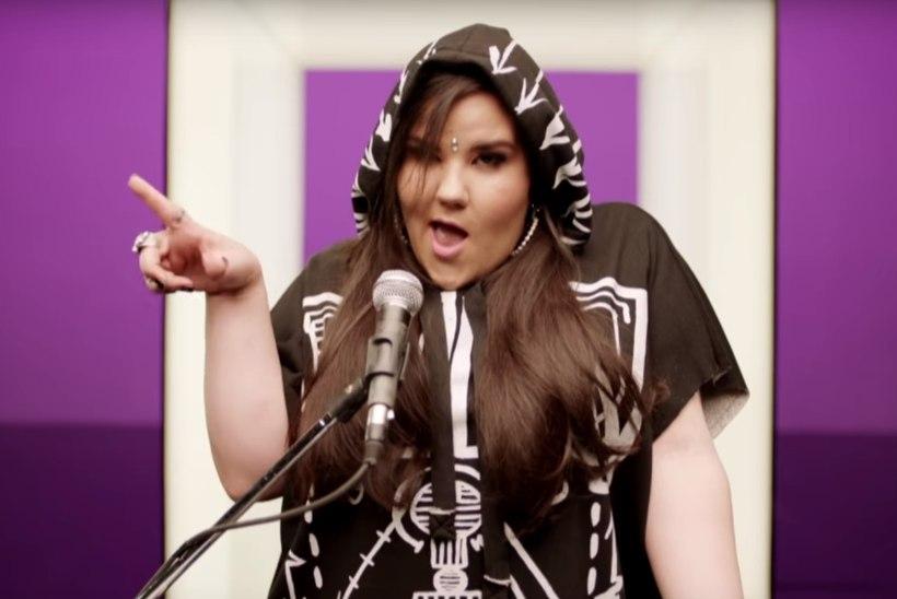 EESTI KAOTAS FAVORIIDIKOHA: Eurovisioni võitjaks ennustatakse hoopis Iisraeli hullumeelset poplugu