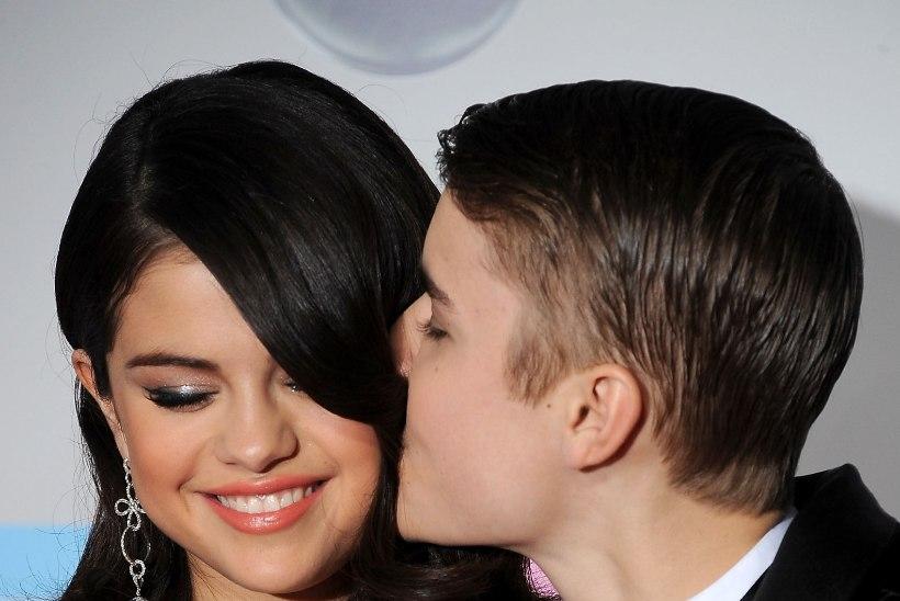 BYE-BYE, BABY: Justin Bieber ja Selena Gomez läksid taas lahku