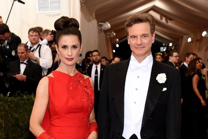 Colin Firthi naine pidas armukest, kes teda ähvardama asus?