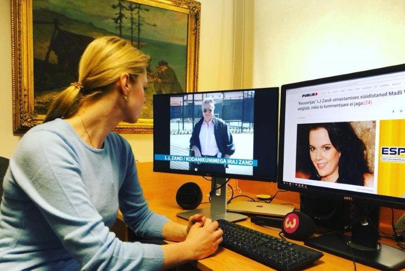 TV3 VIDEO | Katrin Lusti vastulause eksmiss Madli Vilsarile