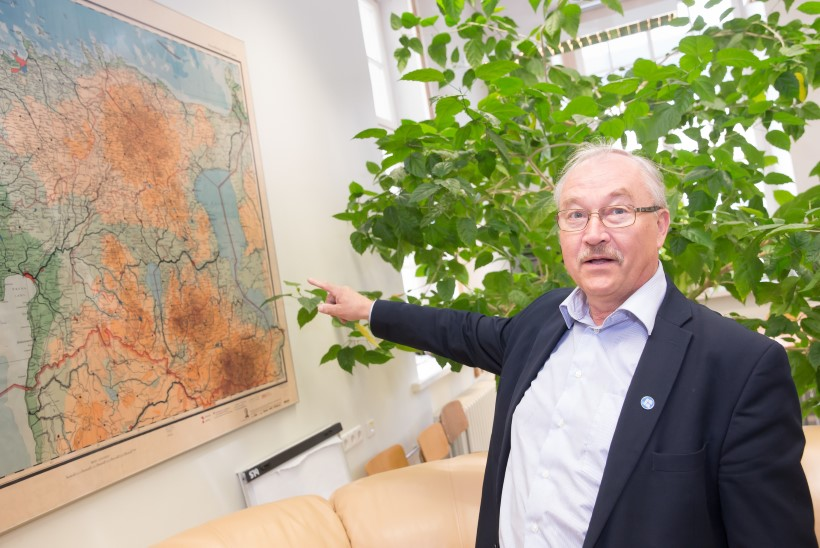 Professor Ülo Mander: Tselluloositehase rajamine Emajõele on lootusetu