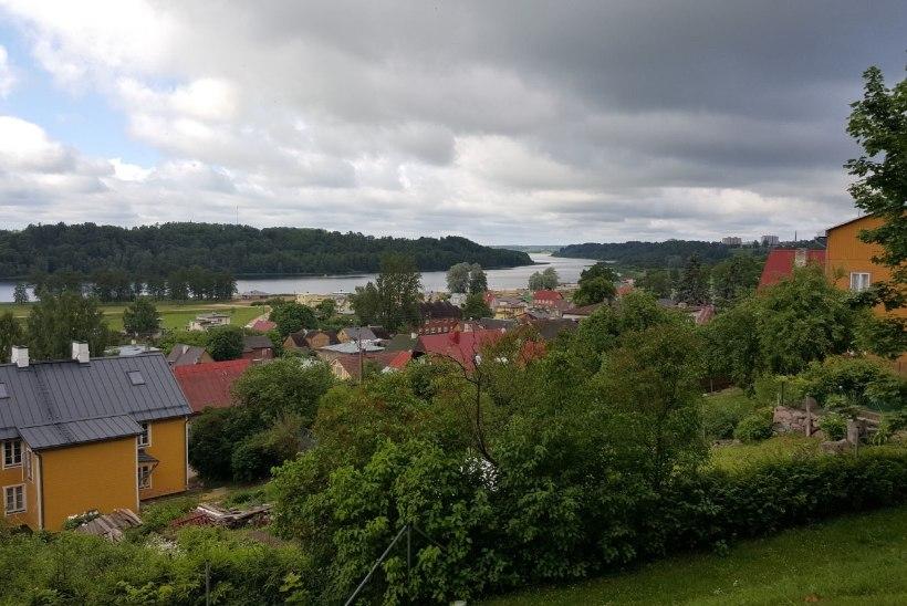Viljandi Järveotsa kvartali arendus saab hoo sisse