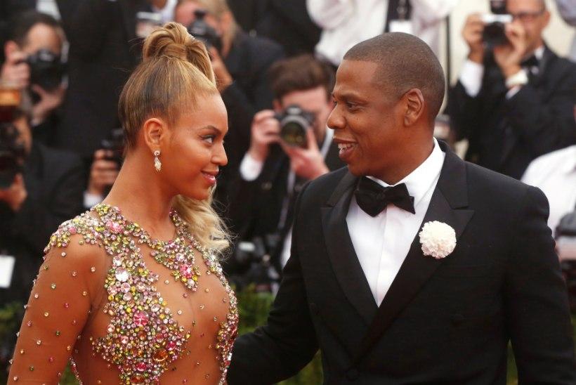 Beyoncé Knowles läheb koos oma mehega ühistuurile