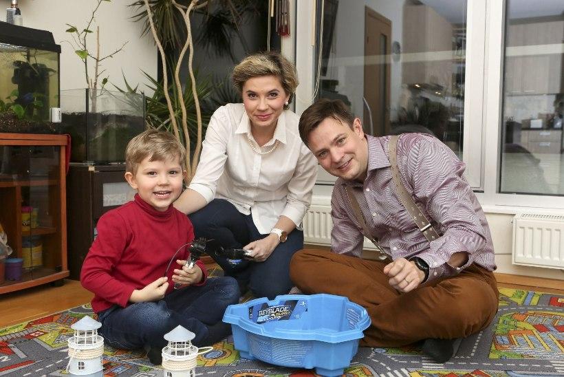 Anna-Maria Makko pikkadest tööpäevadest: kodus küsitakse, kellega abielus oled? Kas töö või perega?