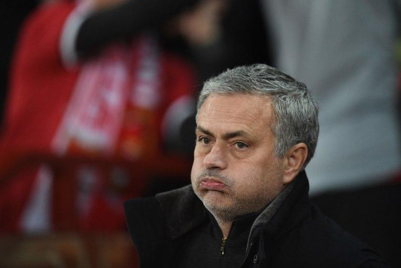 Manchester United hävis Meistrite liigas. Mourinho: see pole maailma lõpp!
