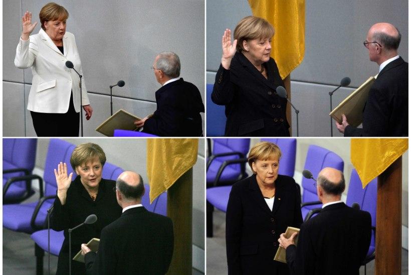 Angela Merkel – Kohli tüdrukust igaveseks liidukantsleriks
