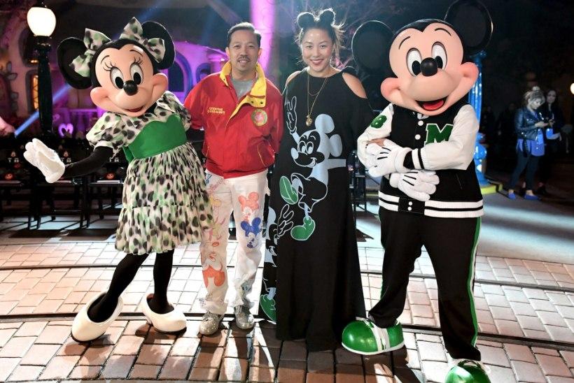 Paljud Disneylandi töötajad on kodutud