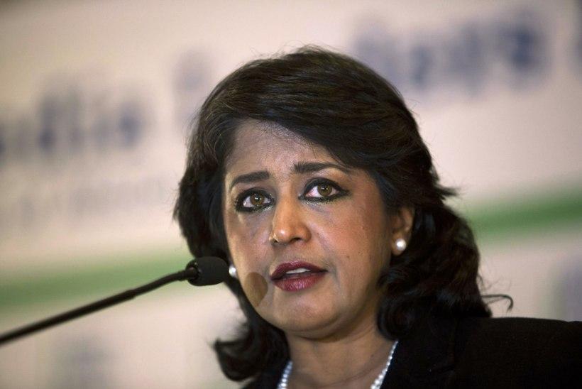 Kulutamisskandaali sattunud Aafrika ainus naispresident keeldub oma positsioonilt lahkumast