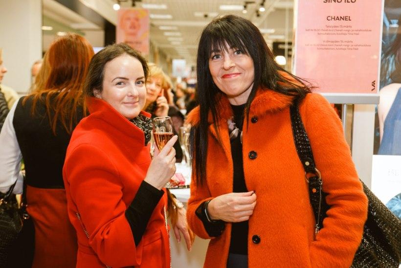 GALERII | Heidy Purga jagas Stockwomannis ilusaks olemise nippe