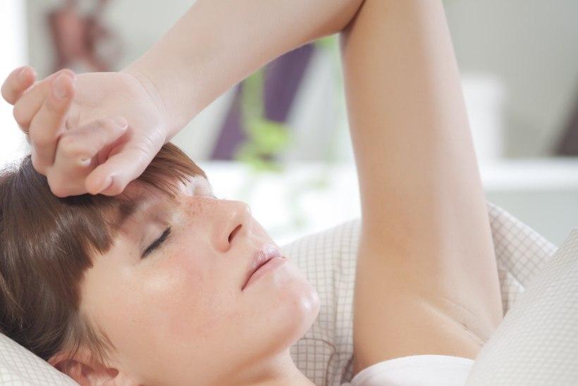GRIPP MÖLLAB ENDISELT: kui tunned end haigena, võta kohe ühendust arstiga