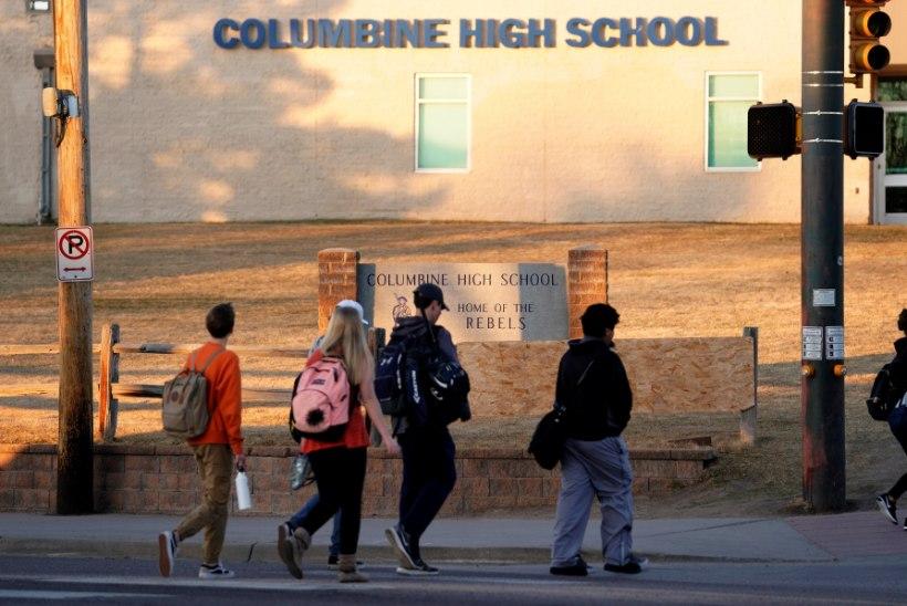 FOTOD JA VIDEO | USA kooliõpilased alustasid streiki
