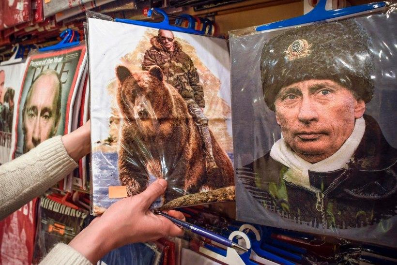TALLINNA KÜLALINE: Putini väitekirja autor on minu isa!