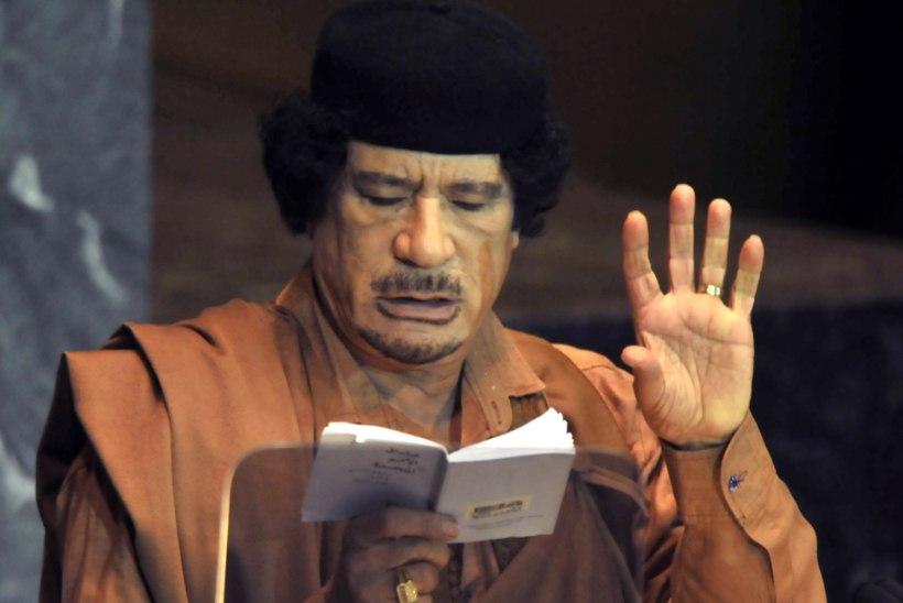 Skandaal: kuhu kadusid Gaddafi miljardid?