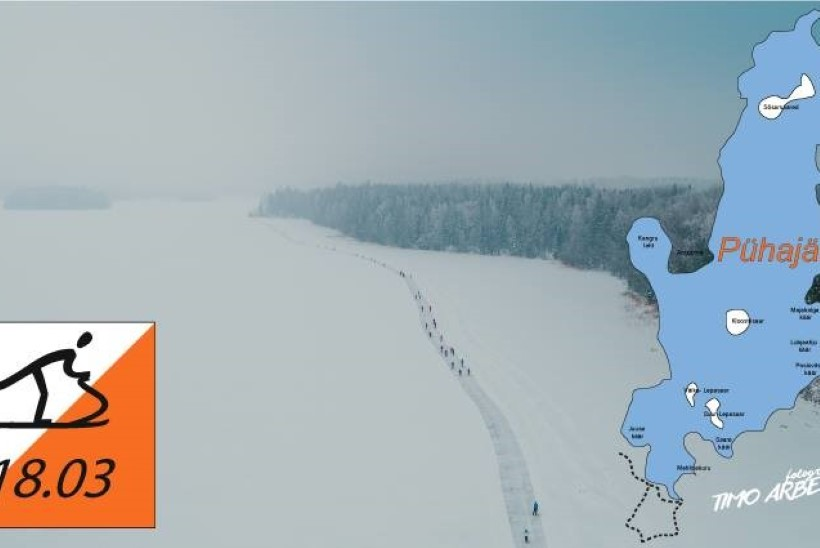 18. märtsil toimub maailma esimene tõukekelgurogain ehk orienteerumismatk