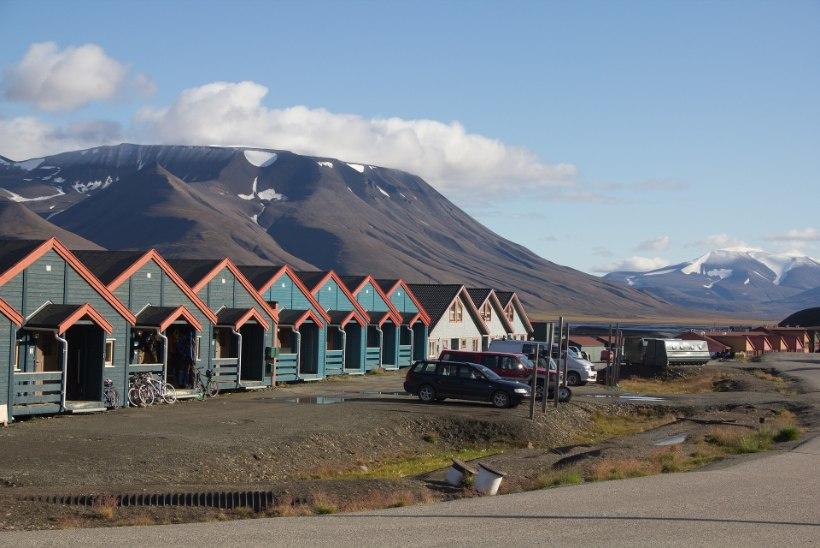 KUMMASTAV, AGA MÕISTLIK: miks on Longyearbyenis suremine keelatud?
