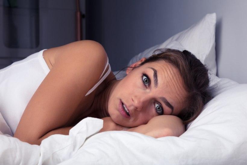 SUGUHAIGUS KIMBUTAB? 8 märki, mida ükski naine ei tohiks ignoreerida