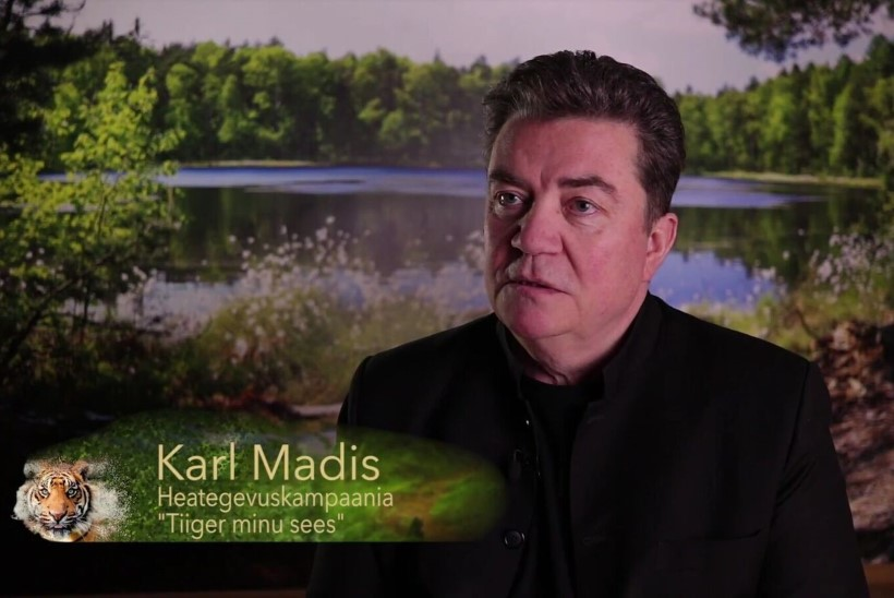 VIDEO | Karl Madises tõstis pead tiiger, mees läks ihuüksinda kriminaalide vastu