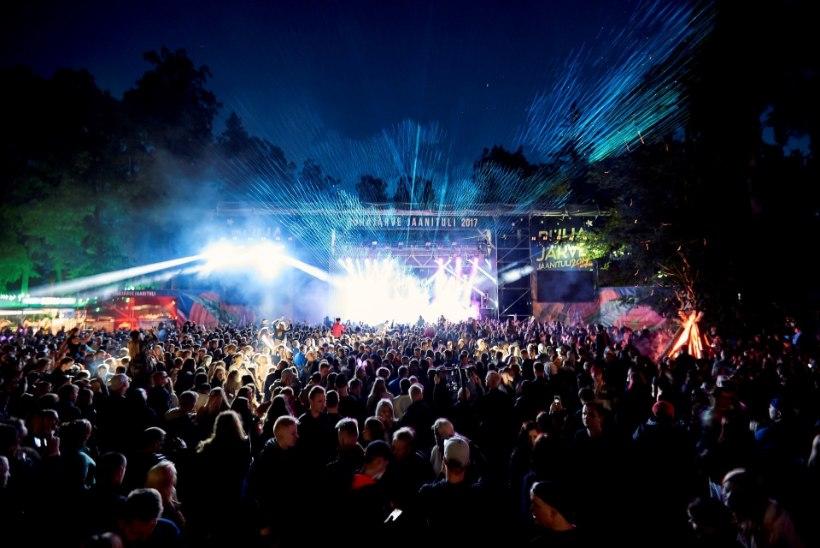 Kerli annab selle suve ainsa kontserdi Eestis Pühajärve jaanitulel