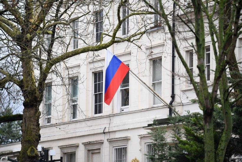Prantsusmaa, Saksamaa, USA ja Suurbritannia tegid Venemaa suhtes ühisavalduse