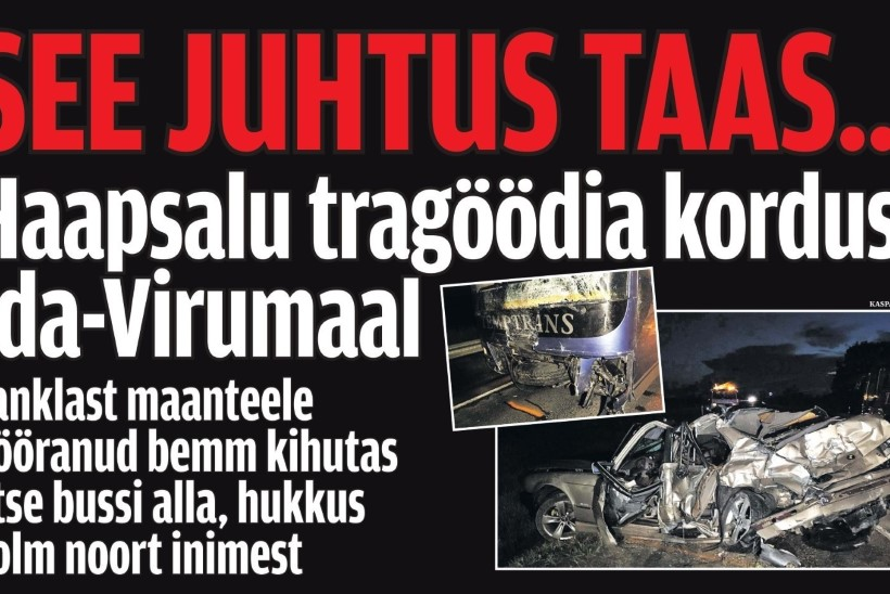 Kolme hukkunuga avarii põhjustanud Jaan Piim jäi lõplikult süüdi