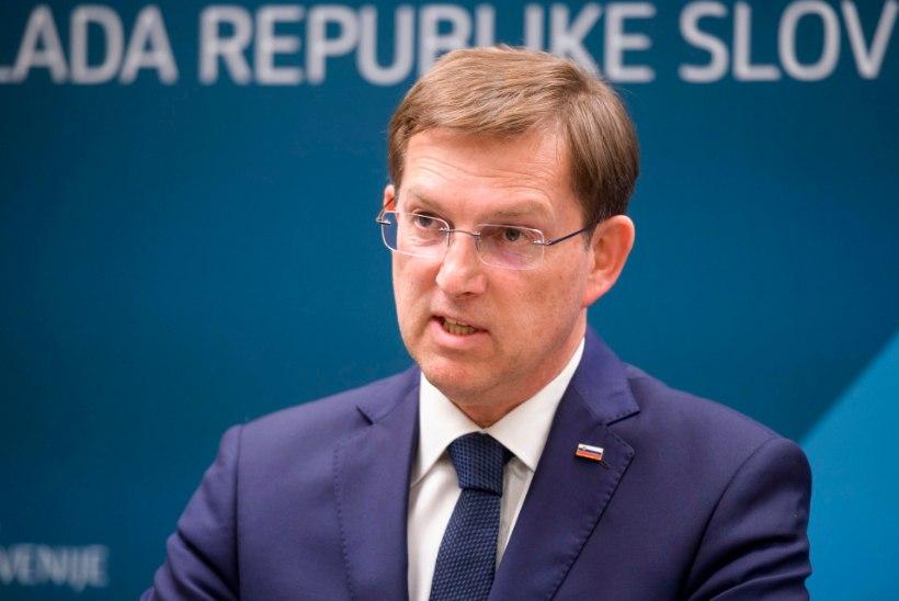 Sloveenia peaminister teatas tagasiastumisest