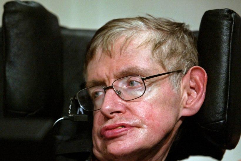 Hawking utsitas kosmost koloniseerima, aga hoiatas ka võõrtsivilisatsioonidega kontaktide loomise eest