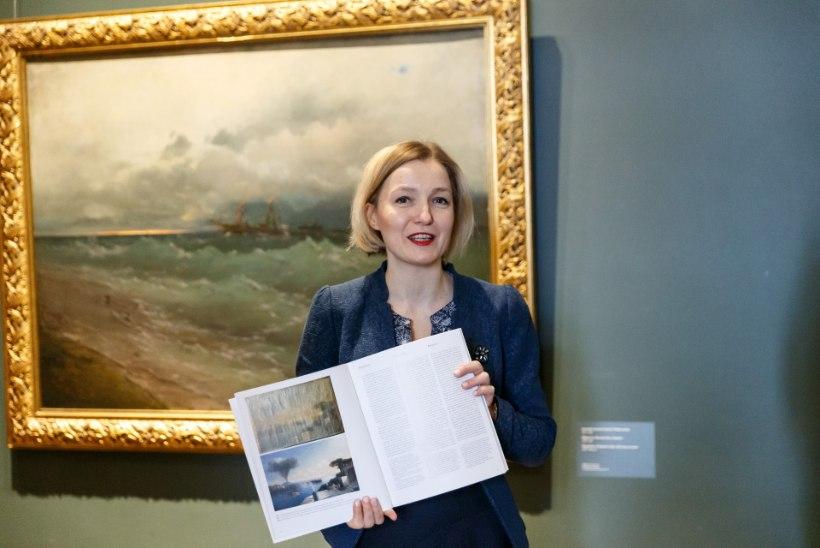 Tänu siirusele ja avatusele kõnetab Aivazovski ka praegust kunstipublikut
