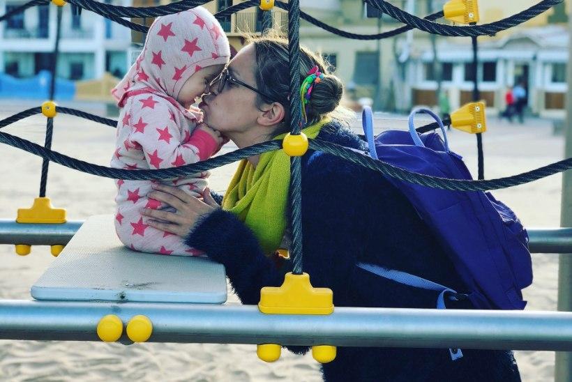 MARILYN JURMANI BLOGI | Iga päev kostuvad üle Valencia linna suured plahvatused