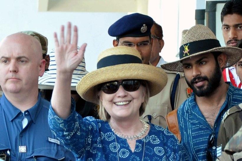 Hillary Clinton murdis Indias randmeluu