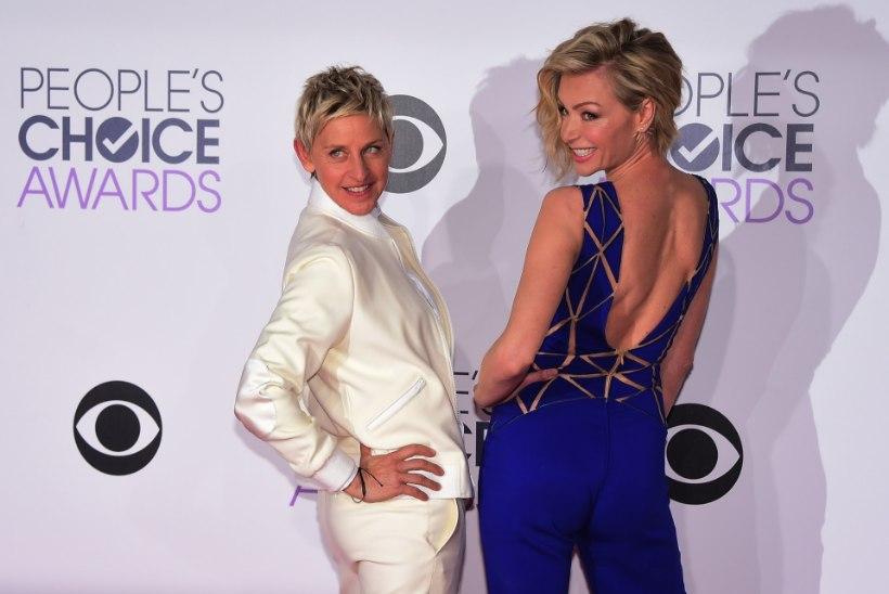 Ellen DeGenerese karjäärile pani aluse sõbratari traagiline surm
