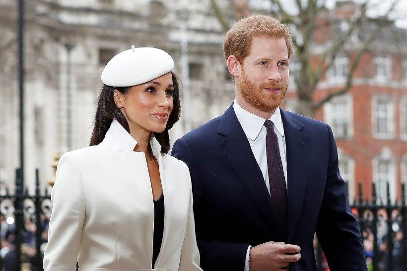 Prints Harry ja Meghan said kuningannalt viimaks naitumisloa