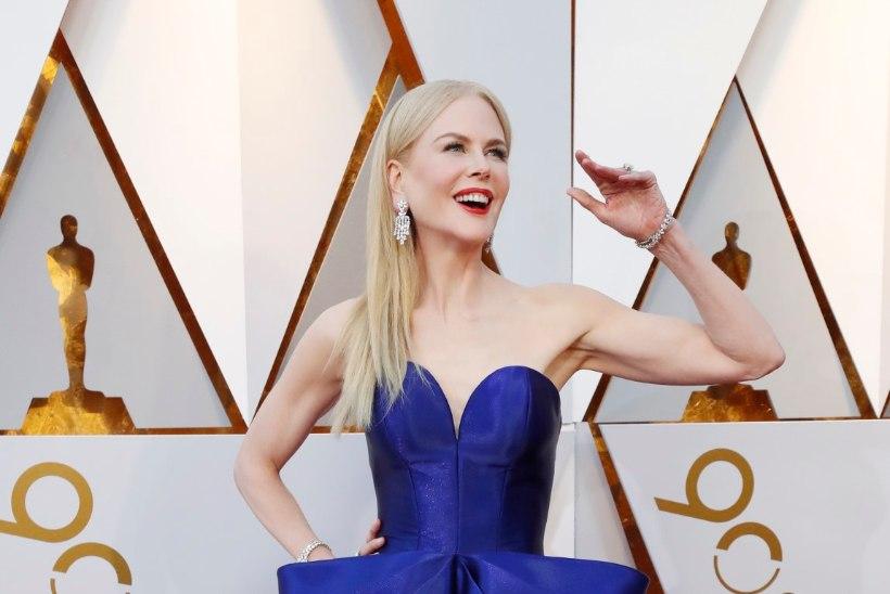 Nicole Kidman sai peaosa uues seriaalis