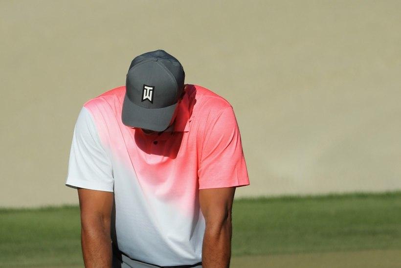 Räsitud geeniuse särav tagasitulek ehk Tiger Woods 2.0