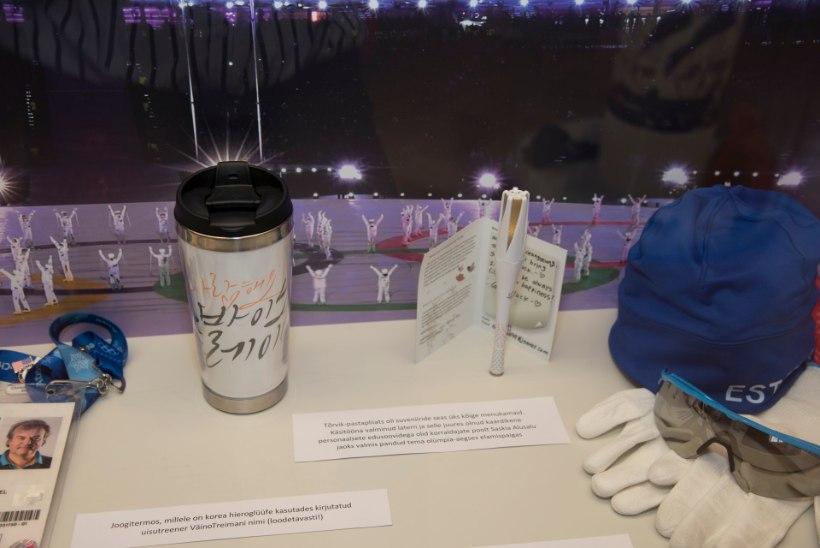 GALERII | Taliolümpianäitusel näeb Alusalu disainitud kombet, autogrammidega hokifinaali litrit ja palju muud põnevat