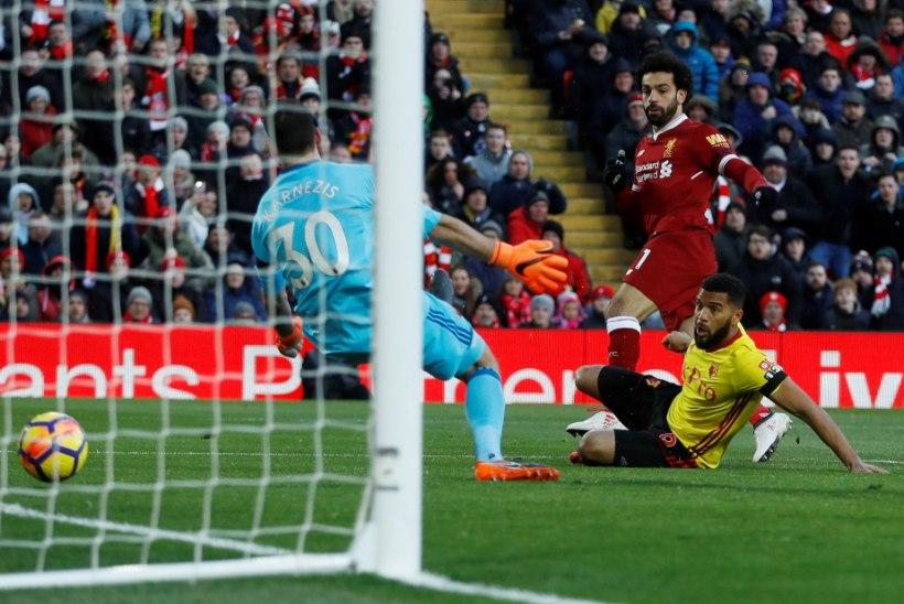 Fantastiline Salah tegi Watfordiga, mida ise tahtis