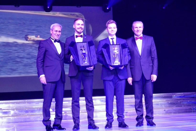 VÕIMAS! Kaks eestlast valiti omal alal maailma parimaks, autasustas legendaarne Sergei Bubka