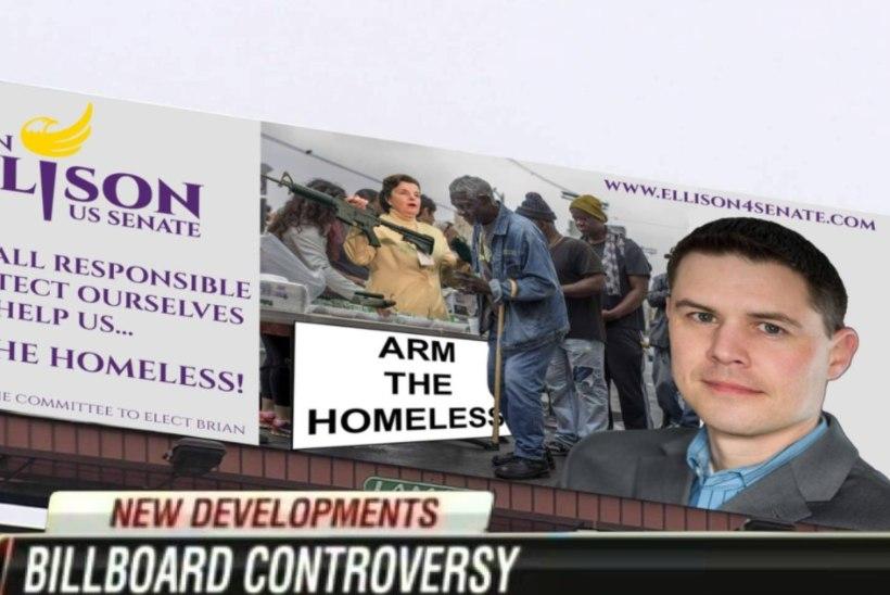 KÜÜNILINE, KAASTUNDLIK VÕI HULL? USA poliitik tahab kodututele relvad kätte anda