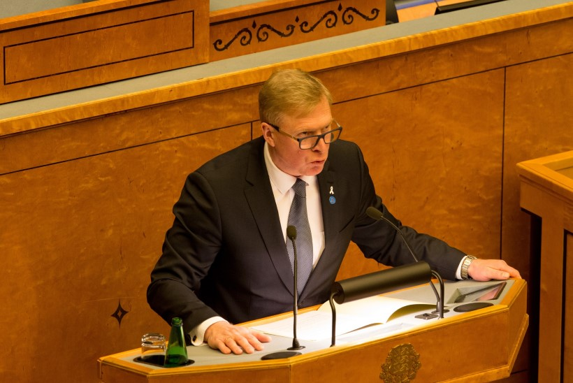 Reformierakond valis uueks riigikogu asespiikriks Kalle Laaneti