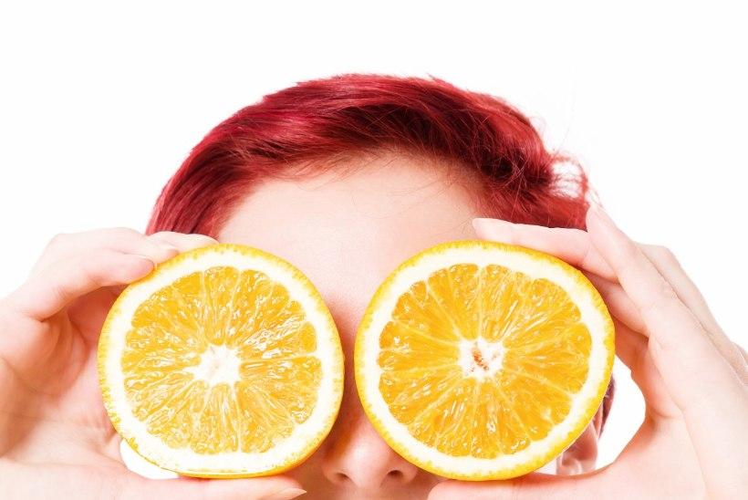 Neli põhjust, miks oma tervise nimel rohkem apelsine süüa