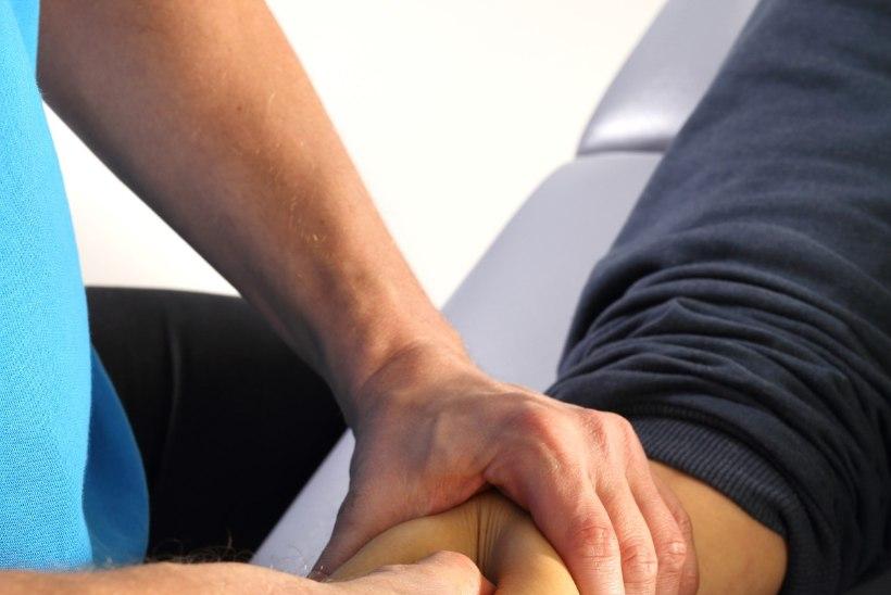 Nõelad, kraapimine, teip ja ultraheli ehk käik FÜSIOTERAPEUDI juurde