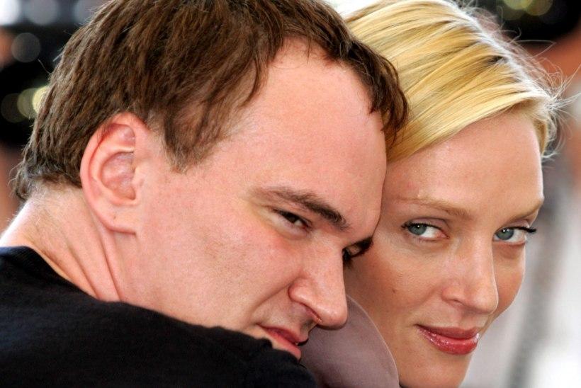 Quentin Tarantino väntab filmi raseda näitlejanna võikast mõrvast