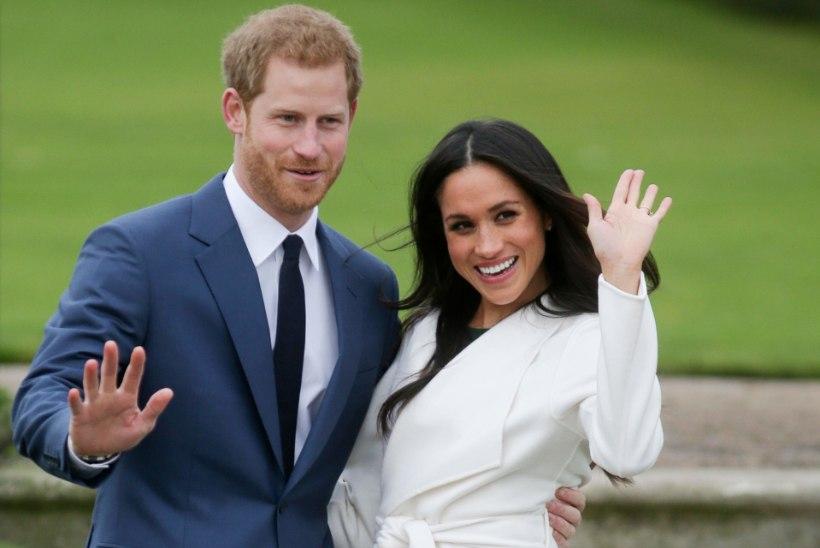 Prints Harry ja Meghan kutsuvad oma pulma üle 2500 lihtrahva esindaja